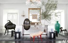 carla fendi u0027s eclectic apartment in rome highlights her