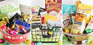 easter gift baskets for adults 3 easter basket ideas for adults or