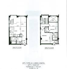 Warehouse Loft Floor Plans 140 Bay Street Condo Lofts In Jersey City New Jersey Floor Plans