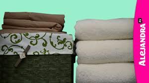 video how to organize a small linen closet
