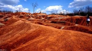 Bad Lands Mars On Earth Badlands In Canada U2022 Reformatt Travel Show
