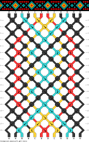 bracelet friendship patterns images 76539 friendship gif