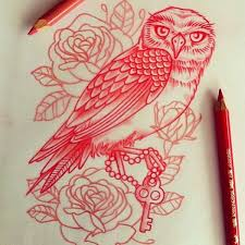 best 25 owl tattoo meaning ideas on pinterest owl tattoo wrist