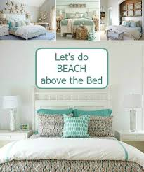 Best Coastal  Beach Decor Images On Pinterest Beach House - Beach cottage bedroom ideas