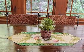 how to make a table runner with pointed ends how to make a table runner with pointed ends elegant 10 minute table