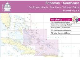Anchorage Tide Table Nv Charts Region 9 3 Bahamas South East Cat U0026 Long Islands Rum