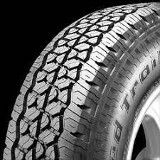 Bf Goodrich Rugged Terrain Reviews Bf Goodrich 245 65 17 Rugged Trail T A New Tire
