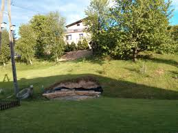 they had a hill in their yard they couldn u0027t use what they