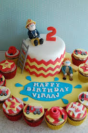 decoration annee 80 gâteau anniversaire sam le pompier pour émerveiller votre enfant
