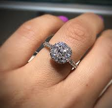 5000 wedding ring engagement rings 5000 dollars henri daussi - Engagement Rings 5000 Dollars