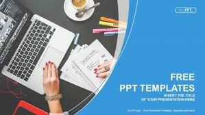 Free Computers Powerpoint Template Design Free Ppt
