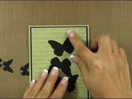 How To Make Origami Greeting Cards - create a greeting card with photo how to make origami greeting