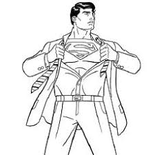 Top 30 Free Printable Superman Coloring Pages Online Superman Coloring Pages Print