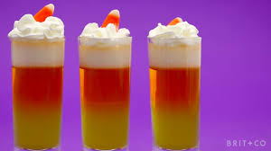 how to diy candy corn jello shots youtube