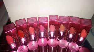 Lipstik Pixy Warna Merah daftar harga lipstik pixy terbaru mei 2018