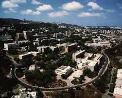 Job Resume Haifa by Arab Israeli Prof Plugs Education To Boost Community U0027s Standing