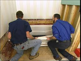 How Much To Install A Bathroom How To Prepare A Bathroom Before Installing A Whirlpool Tub How