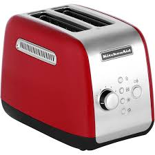 Toaster Kitchenaid Kitchenaid 5kmt221ber 2 Slice Toaster Empire Red
