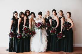 black bridesmaid dresses 30 beautiful and black bridesmaid dresses chic