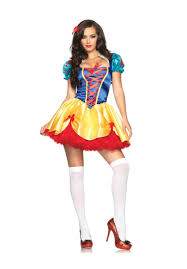 party city halloween costumes adults snow white costume leg avenue we prefer the classic look to the