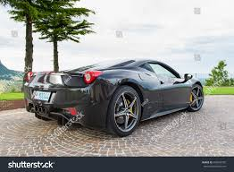 ferrari 458 back san marino italy june 21 2016 stock photo 456040705 shutterstock