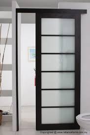 interior doors design with glass