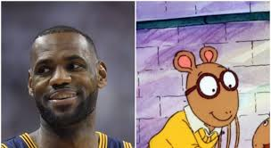 Lebron Memes - arthur producers love role model lebron using arthur memes