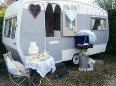 vintage caravan sprite 400 with beautiful cath kidston interior