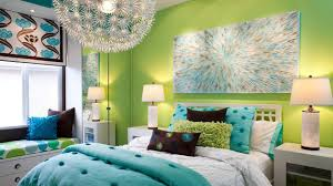 Refreshing Green Bedroom Designs Home Design Lover - Green bedroom design