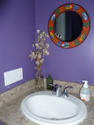 downstairs bathroom decorating ideas lush decor lillian purple shower curtain home bed bath bathroom