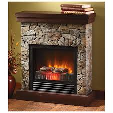 fresh perfect electric stone fireplace canada 18221