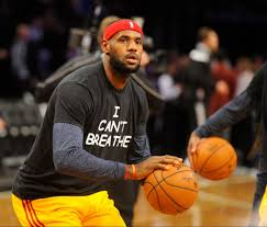 I Cant Breathe Meme - lebron james kyrie irving and nets players wear i can t breathe