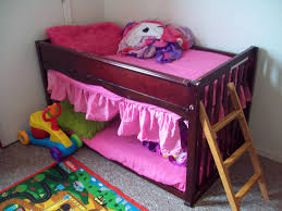 When To Convert Crib Into Toddler Bed This Is A Crib Turned Into A Toddler Bunk Bed Clever