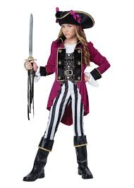 Halloween Costume Tween Girls Fashion Pirate Tween Girls Costume Pirate Costumes