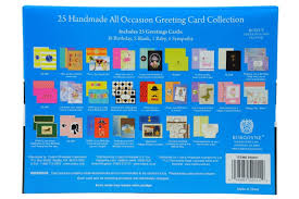 burgoyne handmade all occasion greeting card collection 25