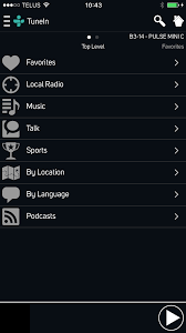 Radio Locator App Save An Internet Stream As A Custom Station In Tunein U2013 Bluesound