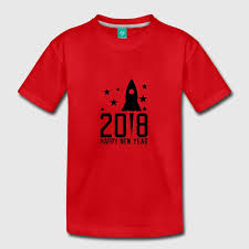 new year shirts happy new year 2018 t shirt spreadshirt