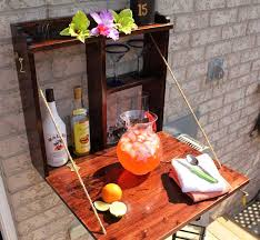 Home Bar Ideas On A Budget by 26 Creative And Low Budget Diy Outdoor Bar Ideas Amazing Diy