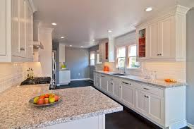 Gray Kitchen Galley Normabudden Com Opening Up Kitchen Galley Normabudden Com