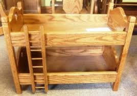 doll bunk bed amish traditions wv