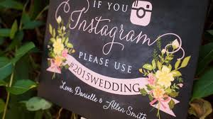 wedding wishes hashtags the dos and don ts of wedding hashtag etiquette