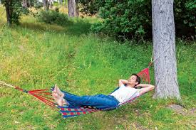 stick together a durable duct tape hammock make