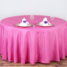 pink round table covers pink round table linen round table ideas
