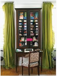 Green Grommet Curtains Green Drapes Design Ideas