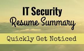 It Security Resume I T Security Resume Hacking Resume Hacking