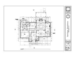 Draw Home Floor Plans by Home Design Autocad Sample Ideasidea