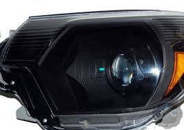 toyota tacoma hid fog lights 2013 toyota tacoma all black g37 cr hid projector headlight