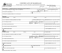 marriage certificates 1853 present king county
