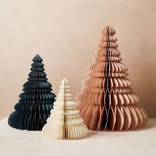 accordion paper trees elm