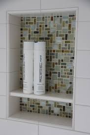 Bathroom Shower Niche Ideas by 100 Mosaic Bathroom Ideas Bathroom Ideas Over Toilet Lowes